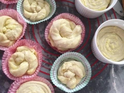 Fujisan Bread (Bánh mỳ núi Phú Sĩ) recipe step 9 photo
