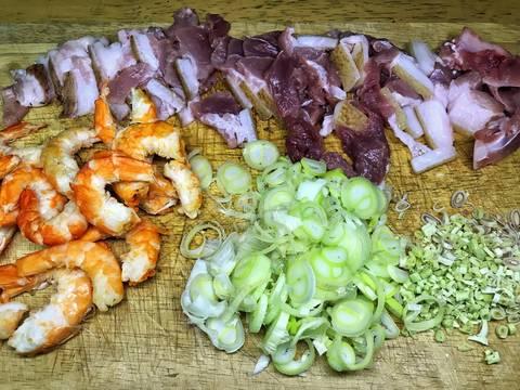 Tôm thịt rim ngẫu hứng recipe step 1 photo