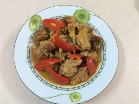 Đùi vịt làm gì với nước dừa Ba Tri? recipe step 4 photo