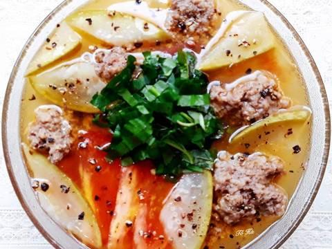 BẦU muối chua recipe step 5 photo