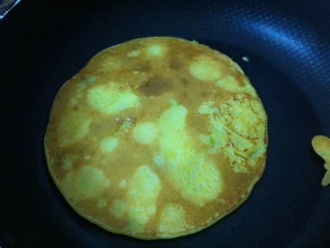 Pancake bí đỏ recipe step 4 photo