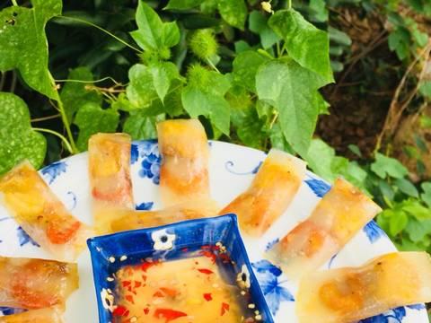 Bánh bột lọc lá chuối recipe step 8 photo