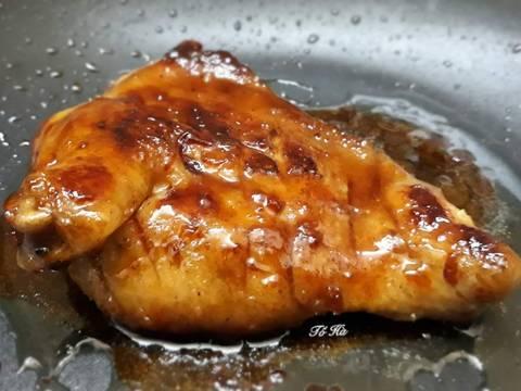 Đùi VỊT đút lò sốt Teriyaki recipe step 8 photo
