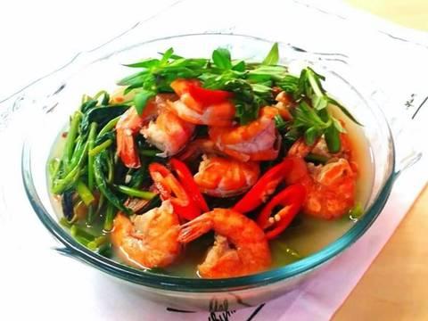 Canh chua trái Bần ổi recipe step 8 photo