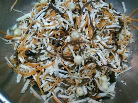Chả Giò Sake (Món Chay) recipe step 2 photo