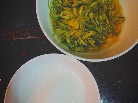 Siro quất 😘😘 recipe step 3 photo