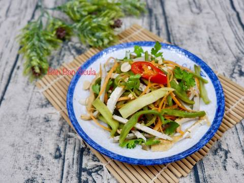 Gỏi Rau Tiến Vua Chay recipe step 6 photo