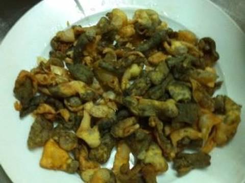 Ếch đồng 2 món (lẩu ếch măng + da chiên giòn) recipe step 1 photo