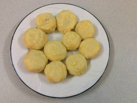 Bánh khoai tây recipe step 4 photo