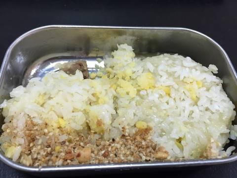 Xôi bánh khúc Hải phòng cho bữa sáng recipe step 6 photo