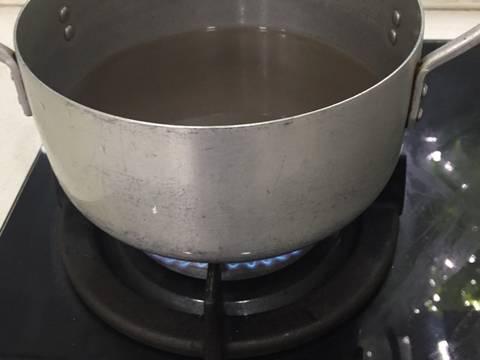 Lẩu riêu tôm cua recipe step 4 photo