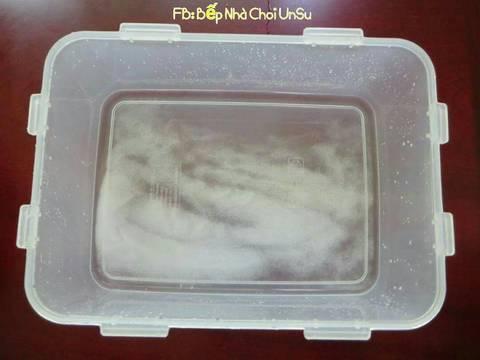 Kim chi cải thảo muối xổi 배추걸절이 recipe step 2 photo