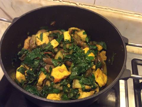 Cà tím bao tử nấu đậu recipe step 7 photo