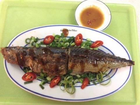Cá saba nướng giấy bạc recipe step 5 photo
