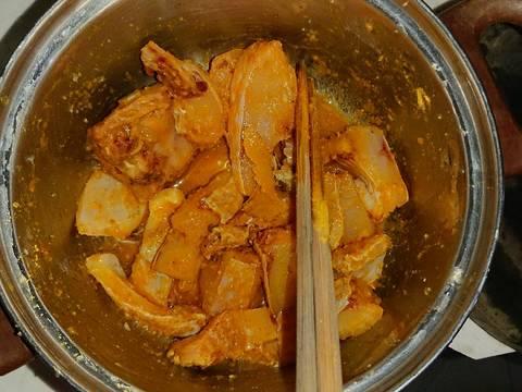 Bún cá Châu Đốc recipe step 2 photo