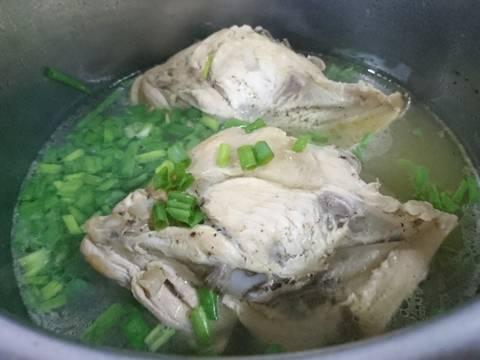 Mì quảng thịt xá xíu recipe step 1 photo