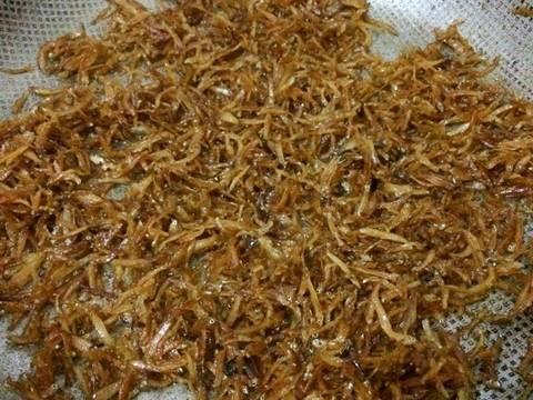 Cá cơm bún đảo vừng lạc recipe step 2 photo