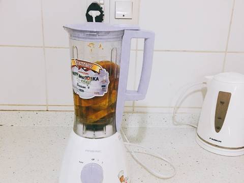 Soup bí đỏ recipe step 4 photo