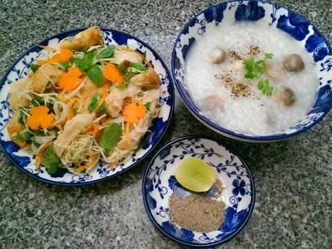 Gỏi Mì Căn Chay (Gỏi Gà Chay) recipe step 21 photo
