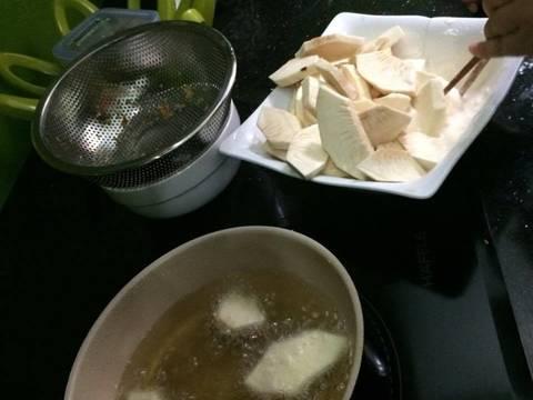 Sake phích bột chiên giòn recipe step 4 photo