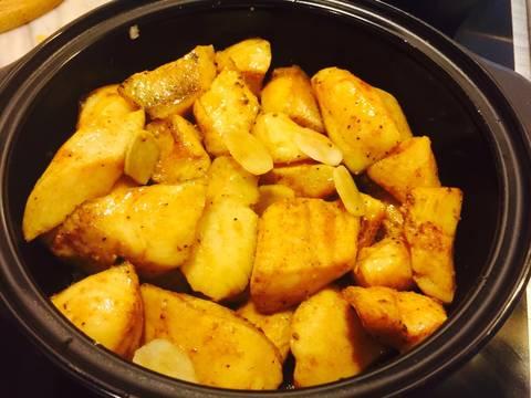 Cá lóc phi lê kho riềng recipe step 5 photo
