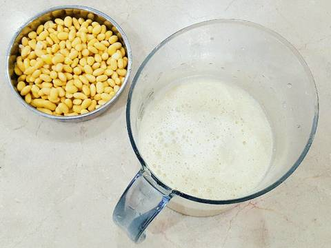Sữa đậu nành recipe step 4 photo