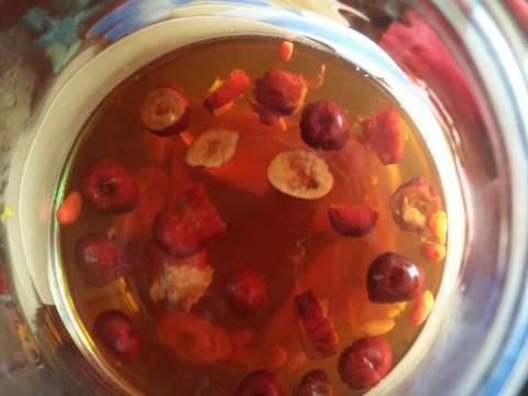 Trà gừng thảo dược recipe step 3 photo