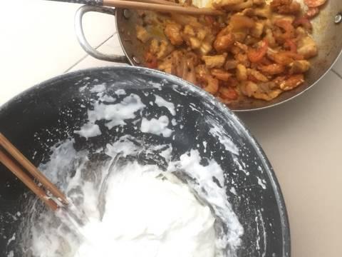Bánh bột lọc lá chuối recipe step 3 photo
