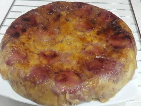 Bánh chuối nướng (bằng nồi cơm điện) recipe step 5 photo