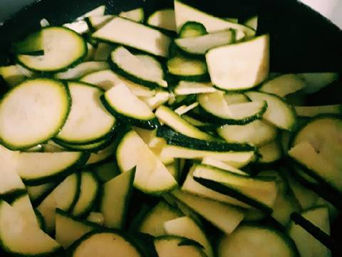 Tôm nõn xào bí ngòi recipe step 4 photo