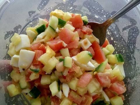 Salad Ý recipe step 5 photo