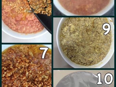 Trứng cá thu đút lò recipe step 2 photo