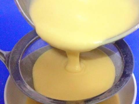 Bánh kem tươi sầu riêng (xoài, mít, dâu tây) recipe step 5 photo