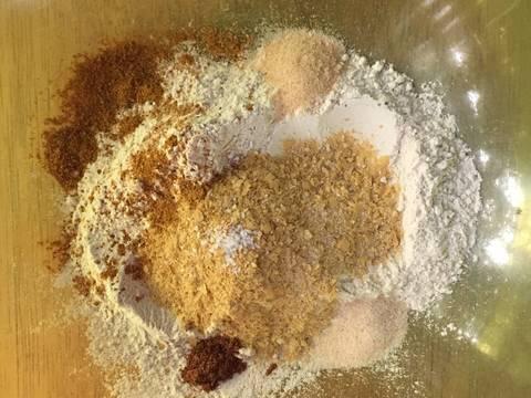 Xúc xích chay - Vegan Pepperoni recipe step 2 photo