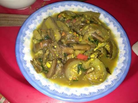 Lươn om chuối nghệ miền Trung recipe step 8 photo