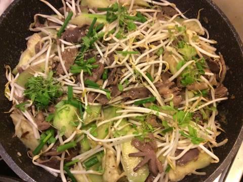 Mề vịt và giá nhà làm recipe step 5 photo