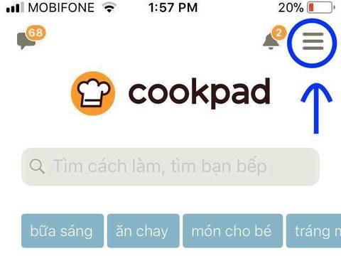 📊Chức năng Thống Kê của Cookpad có gì vui? recipe step 1 photo