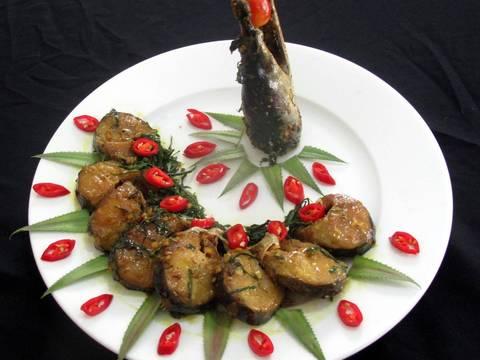 Cá lạc kho sả nghệ recipe step 6 photo