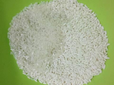 Cháo Gỏi Vịt Rau muống dập recipe step 3 photo