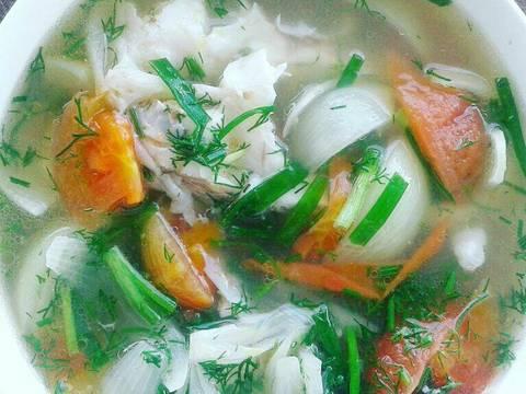 Cá diêu hồng nấu mẻ recipe step 6 photo
