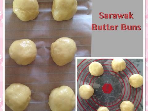 Sarawak Butter Buns recipe step 11 photo