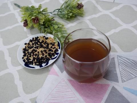 Trà Đậu Đen Gạo Lứt recipe step 5 photo