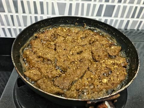 Khô bò lạt recipe step 2 photo