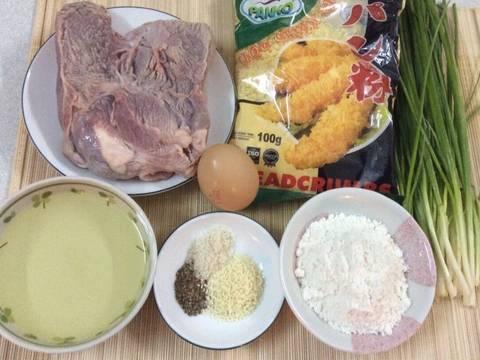 Thịt nạc vai chiên ngọt, mềm cực recipe step 1 photo