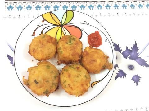 Bánh khoai tây recipe step 7 photo
