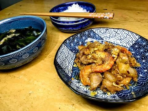 Tôm thịt rim ngẫu hứng recipe step 8 photo