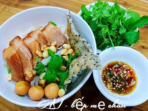 Mì quảng thịt xá xíu recipe step 4 photo