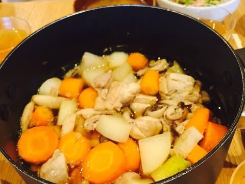 Nimono Món Hầm kiểu Nhật theo order của cô Bò recipe step 5 photo