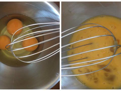 BÁNH BÒ NƯỚC CỐT DỪA NẤU BẰNG NỒI CƠM ĐIỆN (Tráng miệng) recipe step 2 photo