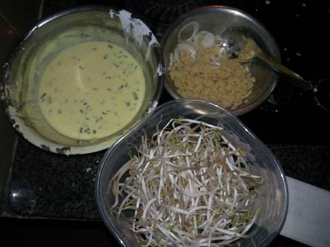 Bánh xèo hải sản Vũng Tàu recipe step 1 photo
